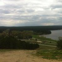 Photo taken at Бессонова гора by Евгения Г. on 5/18/2013