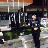 Photo taken at Akademi Imigresen Malaysia by Aini A. on 4/10/2017
