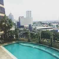 Photo taken at Hotel Pullman Surabaya City Centre by Anastasia D. on 3/31/2017