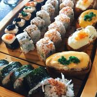 Photo taken at Edo Kaiten Sushi by Lady D. on 5/29/2017