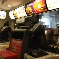 Photo taken at McDonald's by Green on 5/24/2013