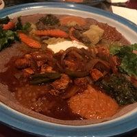Photo taken at Assab Eritrean Restaurant by Brent G. on 4/20/2017