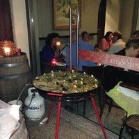 Photo taken at Andaluz Bar & Tapas by Garth I. on 4/23/2013