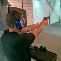 Photo taken at The Gun Range by Julian W. on 8/17/2015