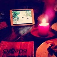 Das Foto wurde bei Cubano Bar y Restaurante von Julian W. am 2/23/2014 aufgenommen