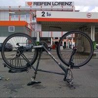 Photo taken at Reifen Lorenz Autoservice by Julian W. on 4/16/2013