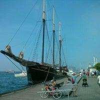 Photo taken at Tall Ship Kajama by Julian W. on 7/18/2015