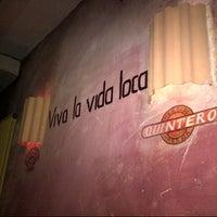 Das Foto wurde bei Cubano Bar y Restaurante von Julian W. am 11/10/2012 aufgenommen