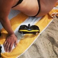 Photo taken at Capo Testa Spiaggia di Levante by Julian W. on 9/19/2014