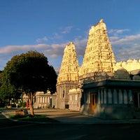 Photo taken at Shri Shiva Vishnu Temple by Julian W. on 5/12/2017