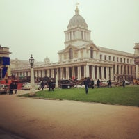 Photo taken at University of Greenwich (Greenwich Campus) by Ilva C. on 11/22/2012
