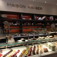 Photo taken at Maison Kayser by Sherry S. on 9/21/2012