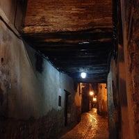 Foto scattata a Restaurante Cueva Reina da Bodegas Monje, el Páter il 4/30/2013