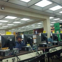 Photo taken at Indianapolis Marion County Public Library - Southport Branch by Johnny S. on 3/18/2013