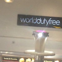 Photo taken at World Duty Free by 👼Pinar K. on 9/22/2013