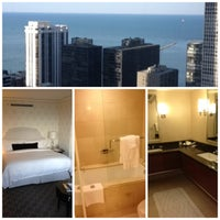 Photo taken at The Ritz-Carlton Chicago by Sebastien M. on 4/22/2013