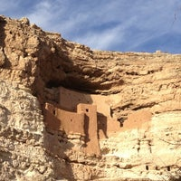 Photo taken at Montezuma Castle National Monument by Karen S. on 12/5/2012
