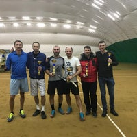 Foto diambil di Central Park Tennis Club oleh Andriy B. pada 3/25/2018