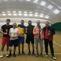 Foto diambil di Central Park Tennis Club oleh Andriy B. pada 3/26/2018