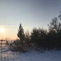 Photo taken at Заповідне by Andriy B. on 3/29/2018