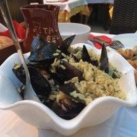 Photo taken at Nefeli Garden Restaurant by Ergin Ö. on 8/18/2015