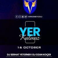 10/16/2018 tarihinde Vernon B.ziyaretçi tarafından Vernon Beyoğlu'de çekilen fotoğraf