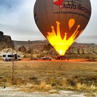 Photo taken at Universal Balloon by Kerem Onur K. on 11/16/2016