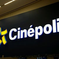 Photo taken at Cinépolis by Ada S. on 1/11/2017