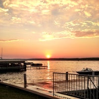 Photo taken at Geneva Lake by Meagan B. on 7/7/2013
