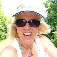 Photo taken at White River State Bike Trail by Meagan B. on 7/14/2013