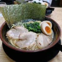 Photo taken at 家系ラーメン 松田家 by K O. on 6/9/2018