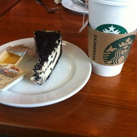 Photo taken at Starbucks Coffee by Hannah V. on 2/27/2014