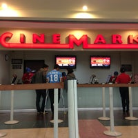 Photo taken at Cinemark by Camilo A. on 5/25/2013
