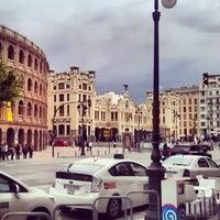 Photo taken at Metrovalencia Xàtiva by Viktor M. on 4/30/2013