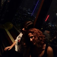 Photo taken at Nef 163 Roof & Lounge by Orkun B. on 11/1/2013