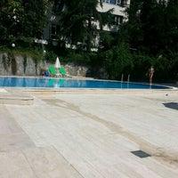 Photo taken at Korukent Havuz by Bahar A. on 8/29/2015