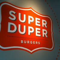 Photo taken at Super Duper Burger by Bill 熊. on 3/25/2013