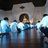 Photo taken at Vihara Buddha Sakyamuni by Hendra K. on 2/1/2015