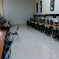 Photo taken at Kampus A New Media by Hendra K. on 10/16/2013