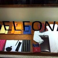 Photo taken at Delfonics 丸の内 by Bridgetown B. on 11/1/2012