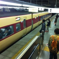 Photo taken at JR Takarazuka Station by Bridgetown B. on 4/15/2013