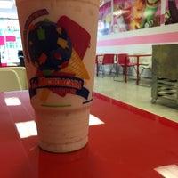 Photo taken at la Michoacana Premium by Cristian A. on 8/9/2016
