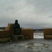 Photo taken at Пирамида Мудрецов by Анастасия Ж. on 12/5/2015