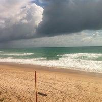 Photo taken at Praia do Borete by Igor F. on 11/24/2013