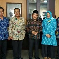 Photo taken at Kantor Bupati Lombok Utara by Husnanidiaty N. on 3/31/2016