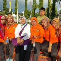 Photo taken at Kantor Walikota Bima by Husnanidiaty N. on 4/8/2016