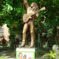 Photo taken at Bob Marley Museum by Paulo M. on 2/15/2013