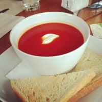 Photo taken at Caffé Fresco by Dmitry Z. on 12/26/2012