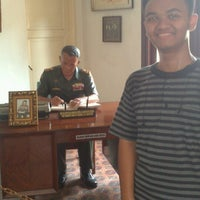 Photo taken at Museum Jendral Besar DR. AH. Nasution by Rezky P. on 3/14/2013