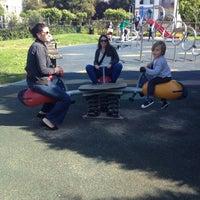 Photo taken at Angelo J. Rossi Park by Jennifer U. on 5/17/2013